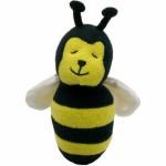 "3"" Bee Magnet Stuffed Animal Custom Personalized"