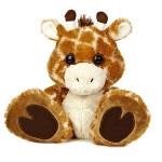 "10"" Safari Giraffe Custom Personalized"