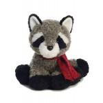 "Custom Imprinted 12"" Frosty Raccoon"