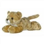 "8"" Leah the Lioness Custom Personalized"