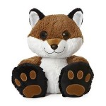"10"" Trickster Fox Stuffed Animal Custom Personalized"