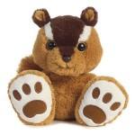 "Custom Personalized 10"" Nutsy Chipmunk Stuffed Animal"