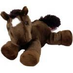 "Custom Personalized 8"" Chestnut Horse Stuffed Animal"