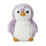 "6"" Mini Pom Pom Penguin - Purple Custom Personalized"