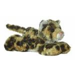 "8"" Lexi Leopard Stuffed Animal Custom Personalized"