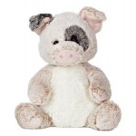 "Custom Personalized 12"" Percy Pig Stuffed Animal"