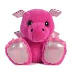 "Custom Personalized 10"" Pinkster Dragon"
