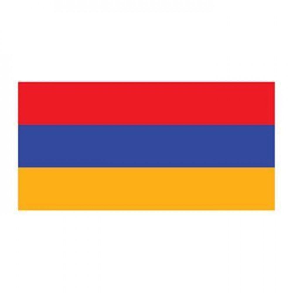 Armenia Flag Temporary Tattoo Custom Imprinted