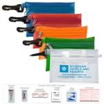 """Lyon"" 10 Piece Healthy Living Sun Kit w/Plastic Carabiner Attachment Custom Branded"