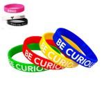 Custom Inspirational Silicone Wristbands Custom Branded