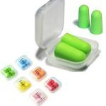 Promotional Soft Foam Earplugs in Case