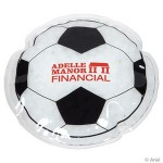 Personalized Soccer Ball Hot/Cold Pack