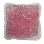 Custom Printed Square Gel Beads Hot/Cold Pack
