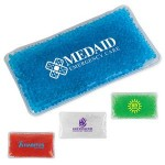 Personalized Blossom Gel Bead Hot / Cold Pack