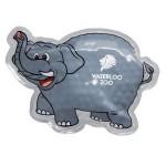 Custom Printed Elephant Hot/Cold Pack