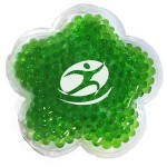 Promotional Clover Hot/ Cold Pack with Gel Beads