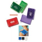 Promotional Plush Back Hot/Cold Therapy Gel Pack
