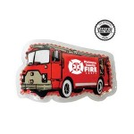 Custom Printed Fire Engine Hot/Cold Pack