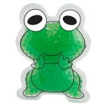 Promotional Frog Gel Beads Hot/Cold Pack