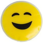 Promotional Happy Face Emoji Chill Patch
