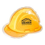 Custom Printed Hard Hat Hot/Cold Pack