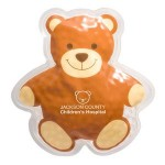 Personalized Teddy Bear Hot/Cold Pack