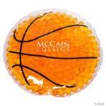 Custom Printed Basketball Hot/Cold Pack