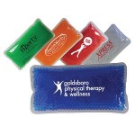 Promotional Rectangle Gel Bead Hot/Cold Pack (Spot Color)