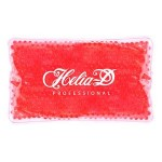 Logo Branded Rectangular Large Promo Beads Cold/ Hot Pack
