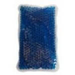 Promotional Rectangle Gel Beads Hot/Cold Pack