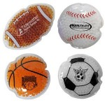 Promotional Sport Gel Bead Hot/Cold Pack (Spot Color)