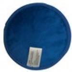 Logo Branded Plush Circle Gel Beads Hot/ Cold Pack