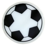 Custom Imprinted Soccer Ball Chill Patch