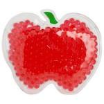 Custom Imprinted Apple Gel Beads Hot/Cold Pack