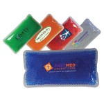 Personalized Rectangle Gel Bead Hot/Cold Pack (Full Color Digital)