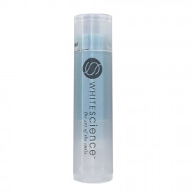 Natural Tinted Lip Balm in Clear Tube Logo Branded