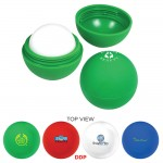 Promotional,Custom Imprinted Lip Balm Ball (Direct Import-10 Weeks Ocean)