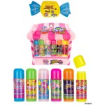 Candy Flavored Lip Balm 6-Pack Logo Branded