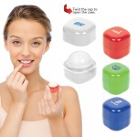 Lip Balm Cube (Direct Import 10 Weeks) Logo Branded
