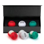 Lip Balm Ball Gift Set Logo Branded