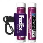 Chap Ice Peppermint Beeswax SPF 15 Lip Balm W/ Custom Leash Custom Imprinted
