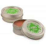 Custom Printed .5 Oz. Round Gloss Lip Balm Tin - Petroleum-Free