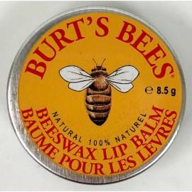 Beeswax Lip Balm Tin (8.5g) Custom Printed