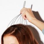 12 Fingers Handheld Head Massage Tingler Scalp Massagers Custom Imprinted