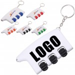 Massager With Keychain Logo Branded