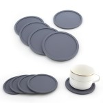 Custom Imprinted Silica Gel Cup Pad