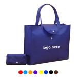 Custom Printed Folding Non-woven Tote Bag