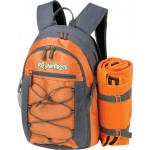 Logo Branded Ranger 2 Person Picnic Bag