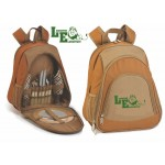 Fairmont 2 Person Backpack Picnic Set Custom Imprinted