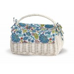 Custom Printed Napa Basket